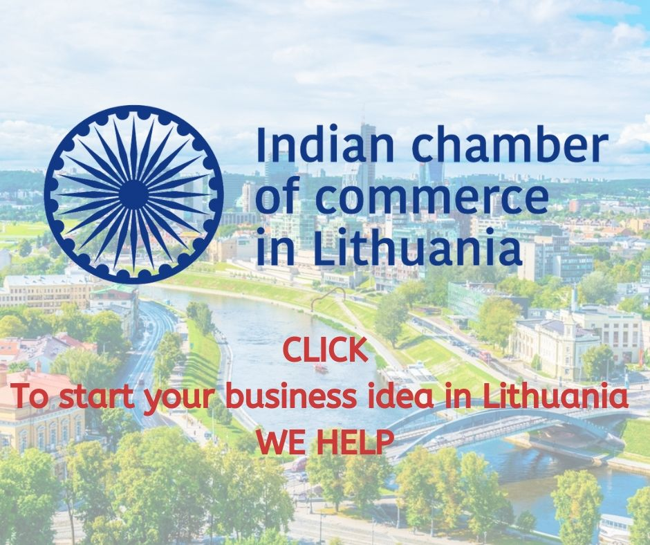 Indian Chamber of Commerce in Lithuania